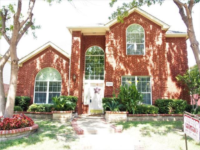 4429 Caledonia Creek Lane, Plano, TX 75024 (MLS #13697643) :: Robbins Real Estate
