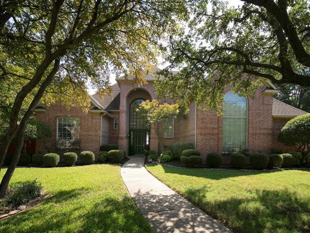 800 Timbercrest Court, Southlake, TX 76092 (MLS #13697683) :: Team Tiller