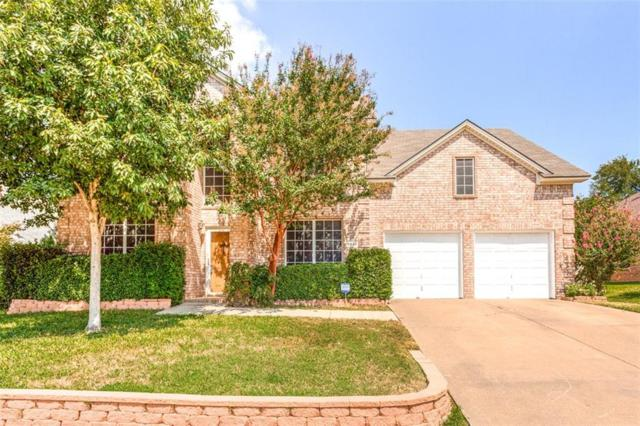 8633 Madison Drive, North Richland Hills, TX 76182 (MLS #13697763) :: The Marriott Group