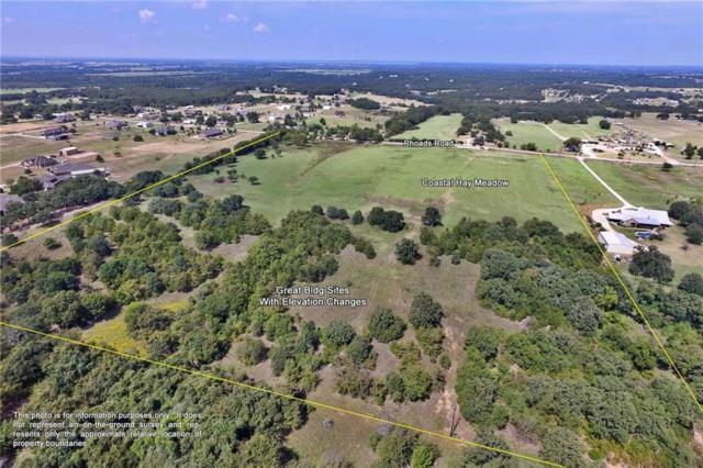 30 AC Rhoads Road, Aubrey, TX 76227 (MLS #13697869) :: Kindle Realty