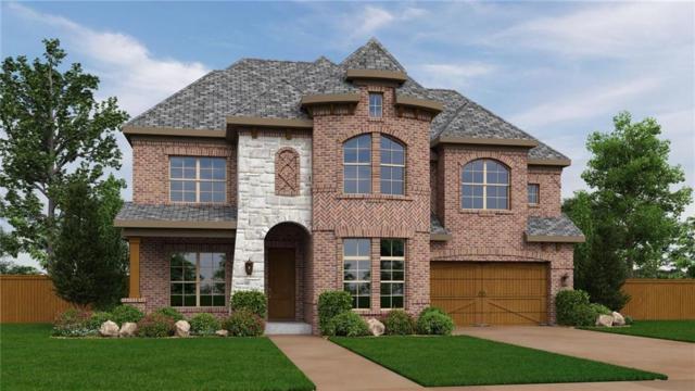 9112 Sandhills Drive, Lantana, TX 76226 (MLS #13697895) :: Kindle Realty