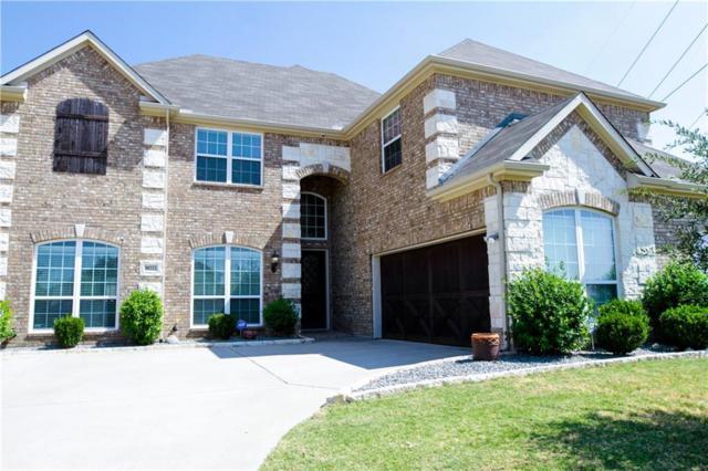 10222 Rosini Court, Frisco, TX 75035 (MLS #13697959) :: Team Tiller