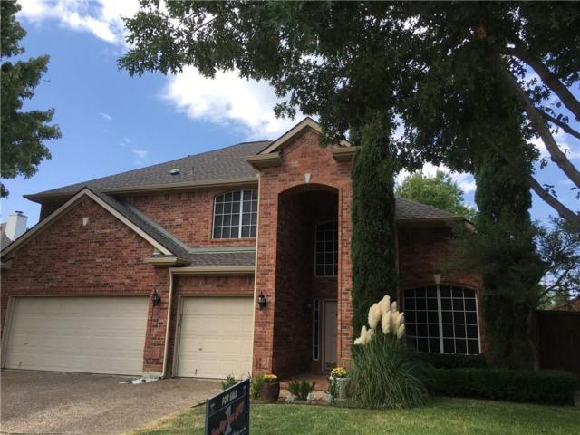 2116 Stevenson Lane, Flower Mound, TX 75028 (MLS #13697960) :: The Rhodes Team