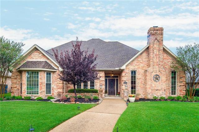 3809 Whiffletree Court, Plano, TX 75023 (MLS #13697998) :: Team Hodnett