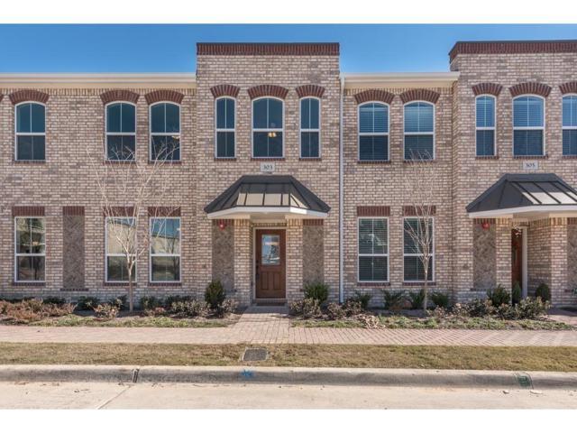 213 Belleville Drive, Lewisville, TX 75057 (MLS #13698008) :: The Rhodes Team