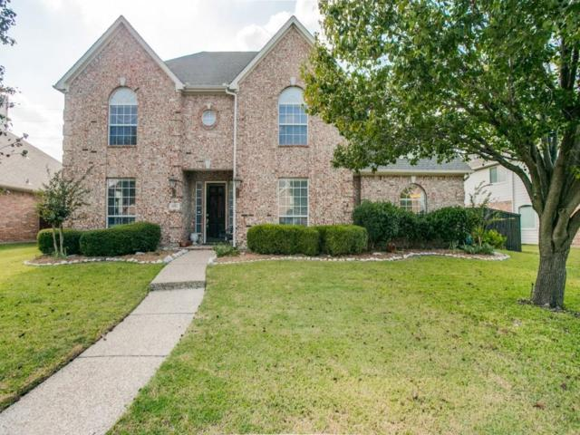 8821 Calistoga Springs Way, Plano, TX 75024 (MLS #13698010) :: Kindle Realty