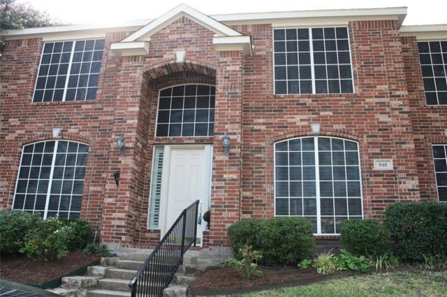 946 Bluffview Drive, Rockwall, TX 75087 (MLS #13698114) :: MLux Properties