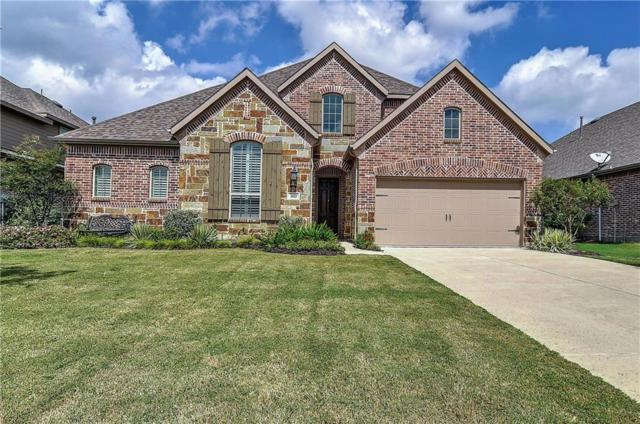 560 Trailside Drive, Prosper, TX 75078 (MLS #13698224) :: The Cheney Group