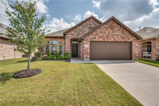 613 Mist Flower Drive, Little Elm, TX 75068 (MLS #13698352) :: The Cheney Group