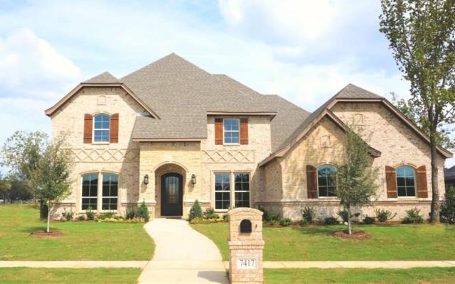7417 Seclusion Ridge, Arlington, TX 76001 (MLS #13698533) :: Team Hodnett