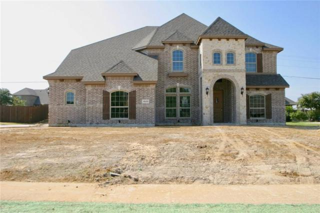 1620 Hidden Bluff Court, Prosper, TX 75078 (MLS #13698567) :: The Cheney Group