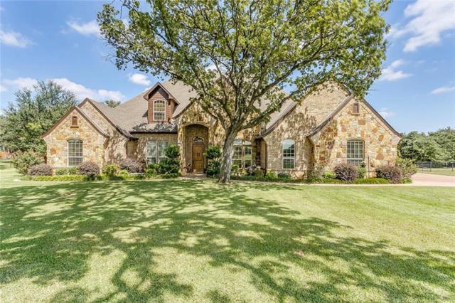 8108 Oakmont Drive, Burleson, TX 76028 (MLS #13698623) :: Potts Realty Group