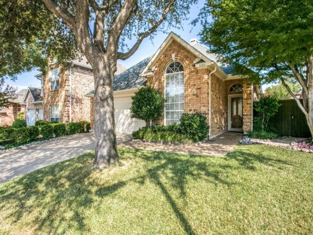 4105 Stanton Boulevard, Plano, TX 75093 (MLS #13698641) :: The Rhodes Team