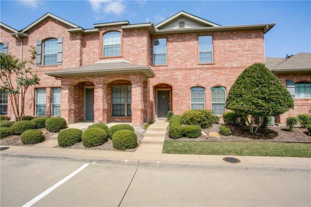 575 S Virginia Hills Drive #1102, Mckinney, TX 75070 (MLS #13698645) :: The Cheney Group