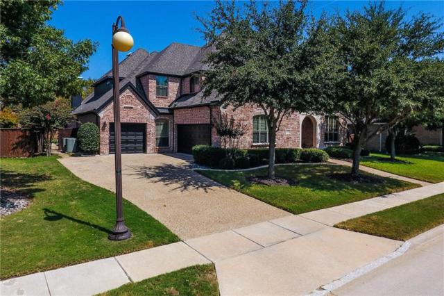 4920 Rangewood Drive, Flower Mound, TX 75028 (MLS #13698788) :: Team Tiller