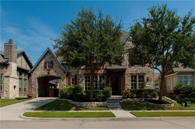 7809 Rosebank, The Colony, TX 75056 (MLS #13698791) :: The Cheney Group