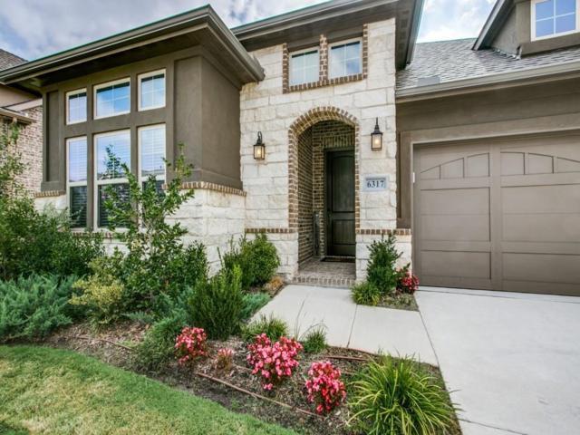 6317 Crossvine Trail, Flower Mound, TX 76226 (MLS #13698810) :: The Real Estate Station