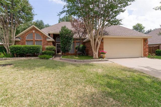 4616 Sandera Lane, Flower Mound, TX 75028 (MLS #13698968) :: Team Tiller