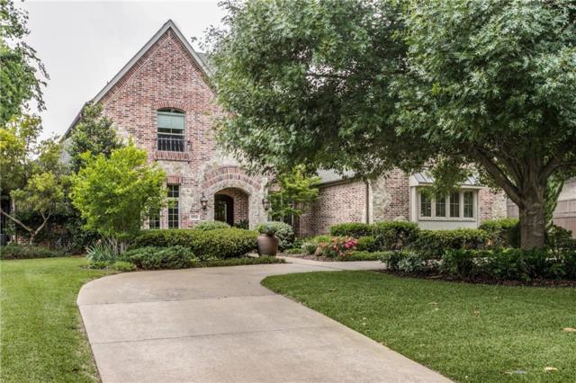 11134 Lawnhaven Road, Dallas, TX 75230 (MLS #13698994) :: Team Hodnett
