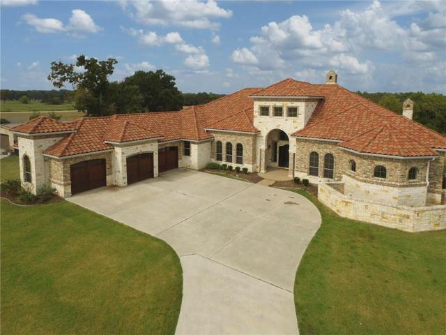 2155 Westview Drive, Wills Point, TX 75169 (MLS #13699017) :: Team Hodnett