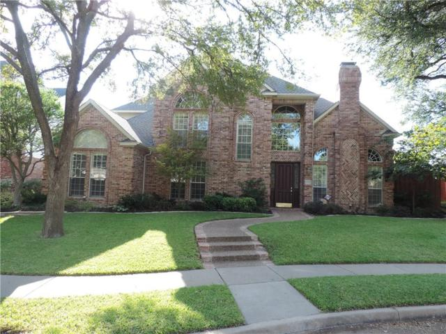 1713 Glen Springs Drive, Plano, TX 75093 (MLS #13699037) :: The Cheney Group