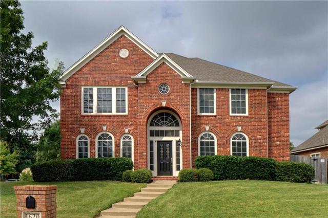 1620 Creekridge Drive, Keller, TX 76248 (MLS #13699093) :: Team Tiller