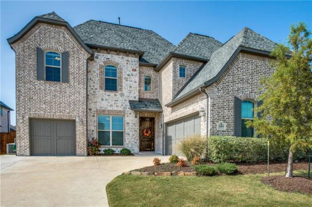 15055 Bardwell Lane, Frisco, TX 75035 (MLS #13699135) :: The Rhodes Team