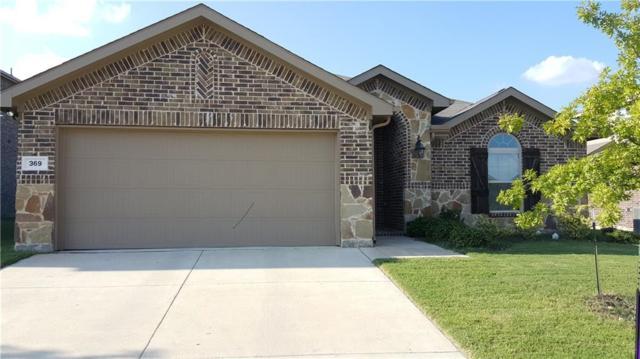 369 Pin Cushion Trail, Burleson, TX 76028 (MLS #13699153) :: Potts Realty Group