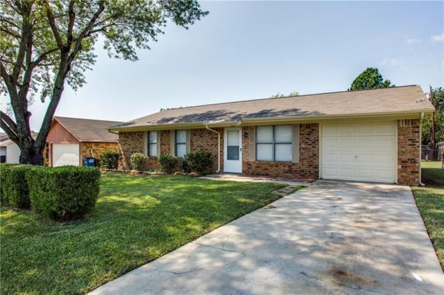 1802 Oak Hill Drive, Corinth, TX 76210 (MLS #13699266) :: Team Tiller