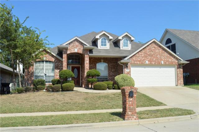 7915 Copper Canyon Drive, Arlington, TX 76002 (MLS #13699306) :: The Rhodes Team