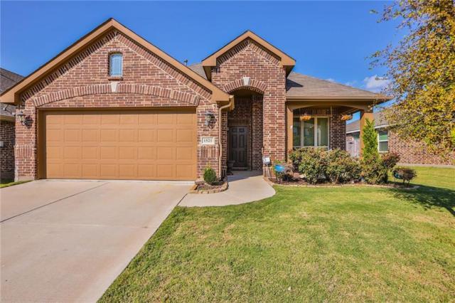 1521 Zebra Finch Drive, Little Elm, TX 75068 (MLS #13699498) :: Team Tiller