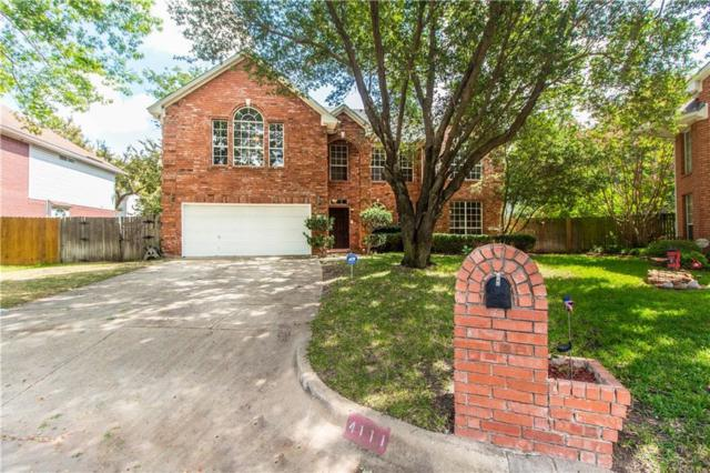 4111 Plumwood, Arlington, TX 76016 (MLS #13699503) :: Potts Realty Group