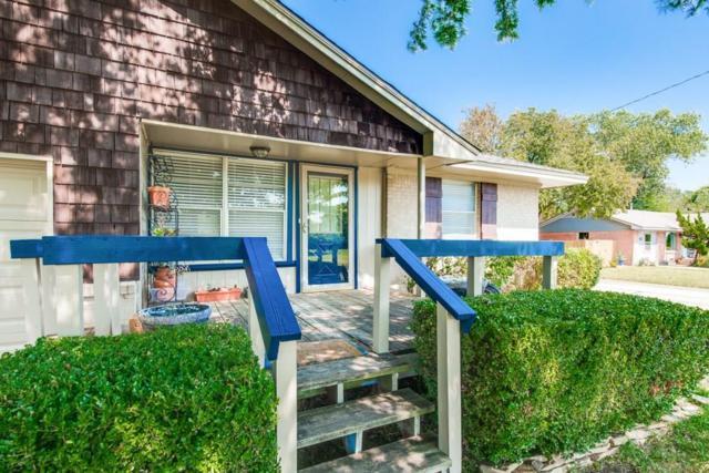 929 Monterey Drive, Denton, TX 76209 (MLS #13699519) :: MLux Properties