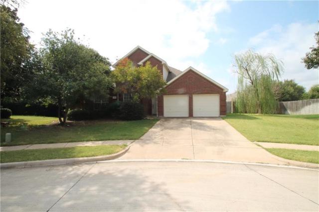 3012 Kootenay Circle, Denton, TX 76210 (MLS #13699577) :: MLux Properties