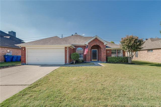 7305 Beverly Drive, Rowlett, TX 75089 (MLS #13699587) :: The Rhodes Team