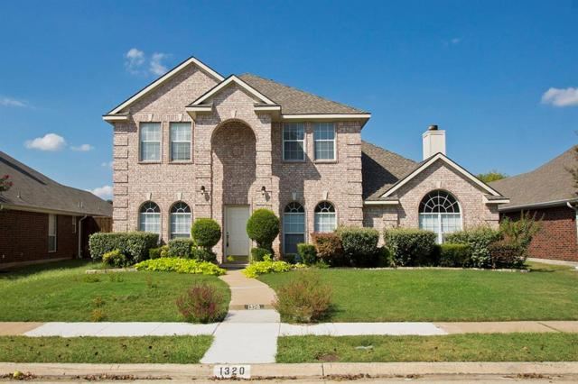 1320 Canterbury Drive, Allen, TX 75013 (MLS #13699589) :: The Cheney Group
