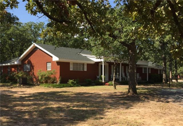 104 E El Colina Road W, Weatherford, TX 76085 (MLS #13699763) :: Potts Realty Group
