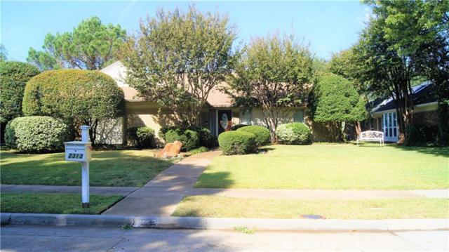 2313 La Vida Place, Plano, TX 75023 (MLS #13699784) :: Real Estate By Design