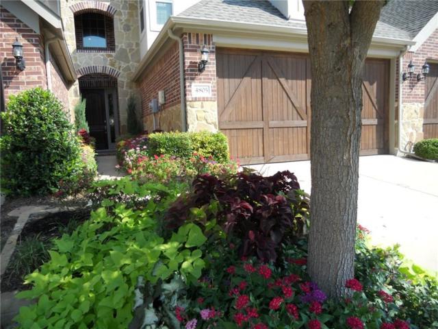 4805 Bayview Drive, Plano, TX 75093 (MLS #13699837) :: MLux Properties