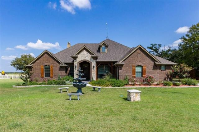 198 Foxpointe Circle, Weatherford, TX 76087 (MLS #13699930) :: Team Hodnett
