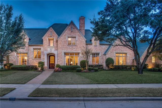2904 Mill Haven Court, Plano, TX 75093 (MLS #13699942) :: The Cheney Group