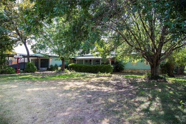 616 Temple Hall Highway, Granbury, TX 76049 (MLS #13700040) :: Potts Realty Group