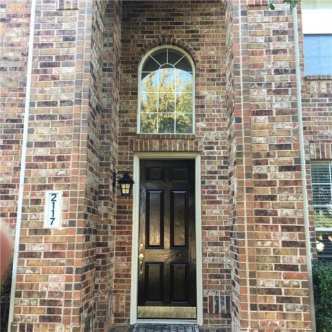 2117 Southernwood Court, Flower Mound, TX 75028 (MLS #13700084) :: MLux Properties