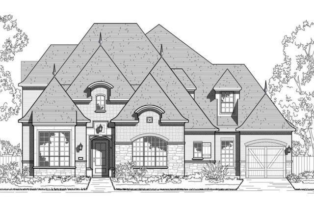 3025 Kingsbarns, The Colony, TX 75056 (MLS #13700490) :: Team Hodnett