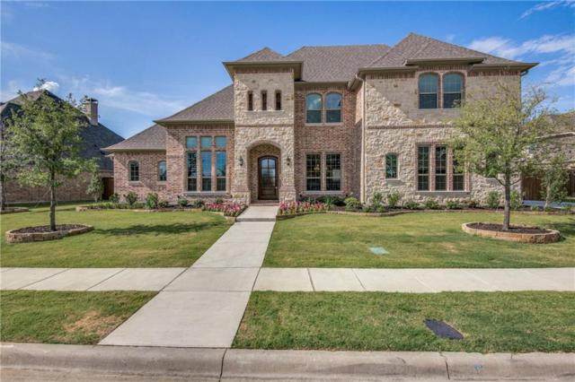 3513 Millbank, The Colony, TX 75056 (MLS #13700617) :: The Cheney Group