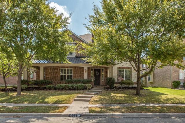 3319 Barkwood Lane, Frisco, TX 75033 (MLS #13700678) :: Team Hodnett