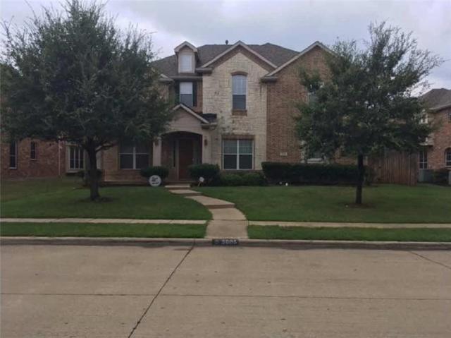 3605 Shell Ridge Drive, Frisco, TX 75033 (MLS #13700720) :: Team Tiller