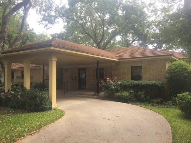 825 Elm Street, Graham, TX 76450 (MLS #13701110) :: Robbins Real Estate Group