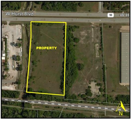 615 W Hurst Boulevard, Hurst, TX 76053 (MLS #13701378) :: RE/MAX Town & Country
