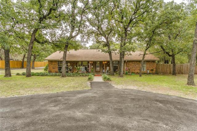 3071 Trailwood Drive E, Burleson, TX 76028 (MLS #13703179) :: Team Hodnett